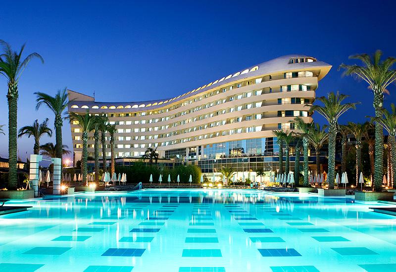 турция отели 4